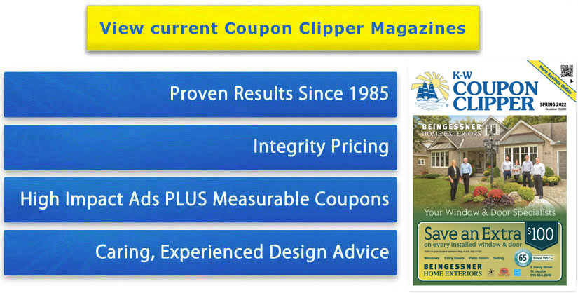 Proven Results, Integrity Pricing, High Impact Ads, Caring, Experienced Design Advice